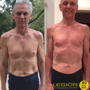 Legion Fitness Living 40 Days Fit