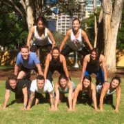Hyde Park Sydney CBD Group Fitness